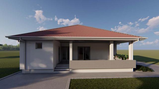 Porodična kuća - Zmajevo