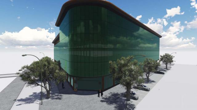 Zgrada - Zelena gradnja