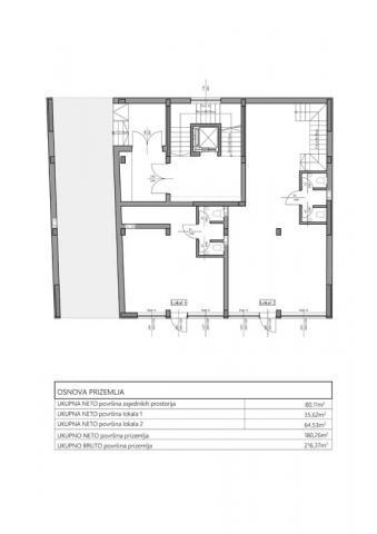 Višeporodični objekat - Zgrada