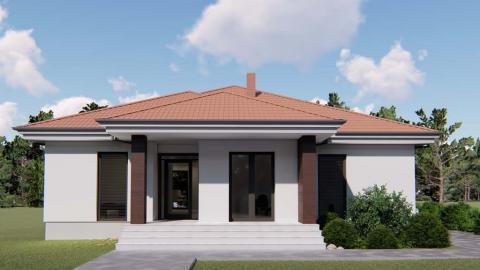 Porodična kuća - Kuća Miloš Šundić
