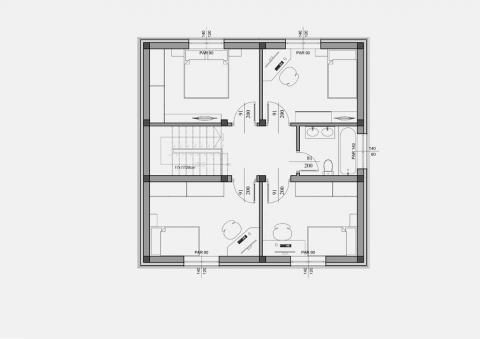 Porodična kuća - Maksim